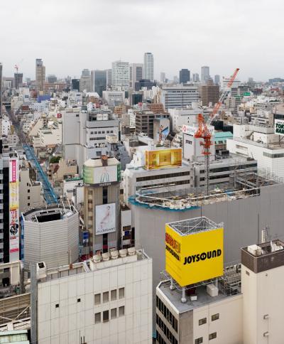 Joysound, Osaka, 2007